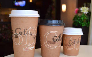 Кофе на вынос как бизнес