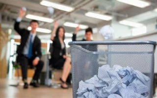 Инструкция по сортировке отходов на предприятии