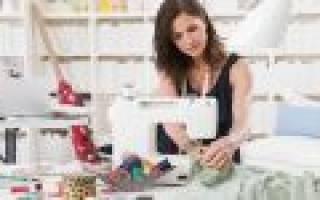 Ремонт одежды на дому как бизнес