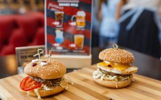Как открыть бургерную бизнес?