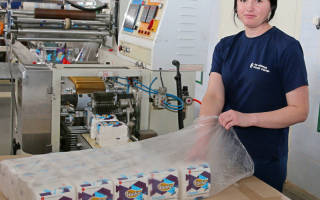 Производство салфеток и туалетной бумаги как бизнес