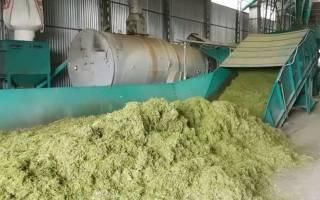 Производство гранул из люцерны как бизнес