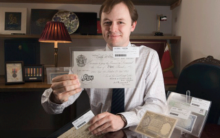 Где впервые появились бумажные деньги