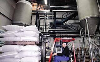 Логистика складирования на промышленном предприятии