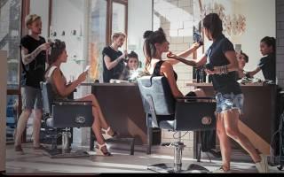 Бизнес план для малого бизнеса салон красоты