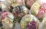 Цветы в глицерине как бизнес
