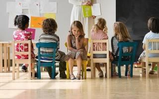 Министерская проверка в детском саду что проверяют?