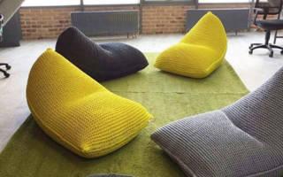 Изготовление бескаркасной мебели как бизнес