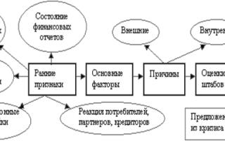 Система мер антикризисного управления предприятием