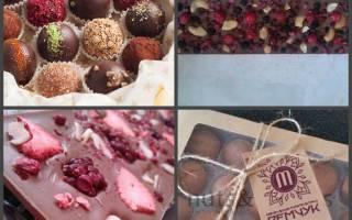 Производство шоколада малый бизнес