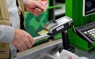 Как пользоваться терминалом оплаты картой продавцу?