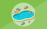 Открытый бассейн как бизнес