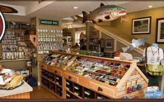 Рыболовный магазин как бизнес