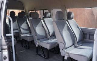 Междугородные пассажирские перевозки как бизнес