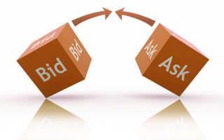 Что такое бид и аск на бирже