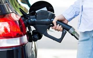 Учет расхода топлива на предприятии