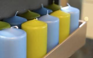 Производство свечей как бизнес