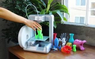 Как организовать малый бизнес с 3Д печатью?