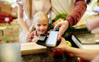 Бесконтактная технология оплаты в смартфоне