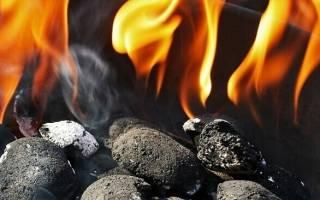 Изготовление угля как бизнес