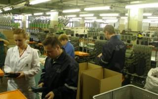 Порядок проведения производственного контроля на предприятии