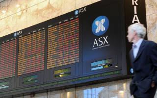 Австралийская биржа ценных бумаг